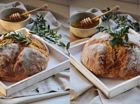 Beloved soda bread
