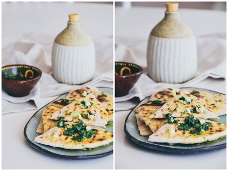 Simple flatbreads for every occasion