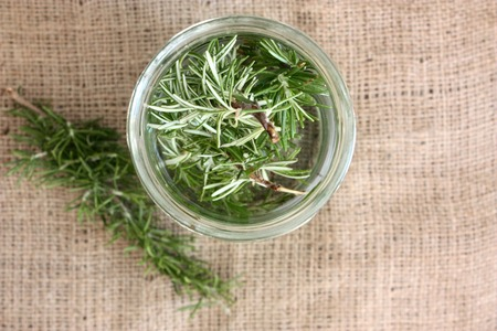 Rosemary water for hair growth